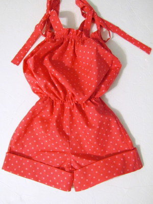 Bubble Baby Romper