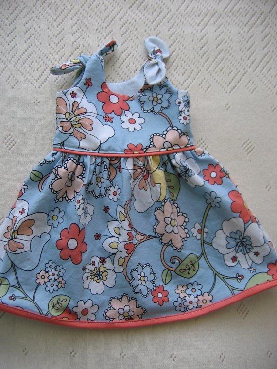 Itty Bitty Baby Dress Pattern Allfreesewing Com