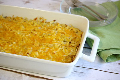 Amish Cabbage Noodle Casserole