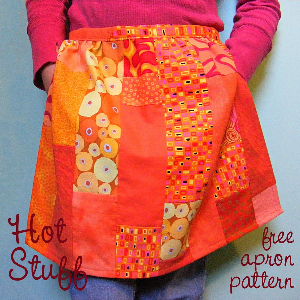 Printable Free Apron Pattern Allfreesewing Com