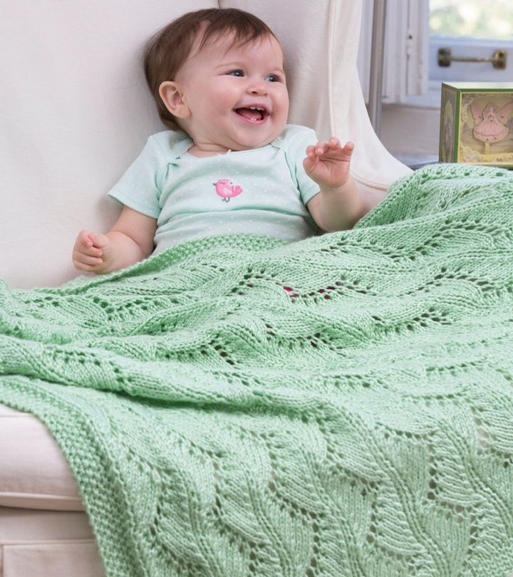 25 Free Chevron Stitch Knitting Patterns | AllFreeKnitting.com