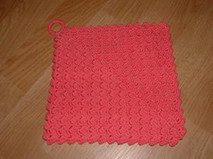 Crazy Cloth Dishcloth