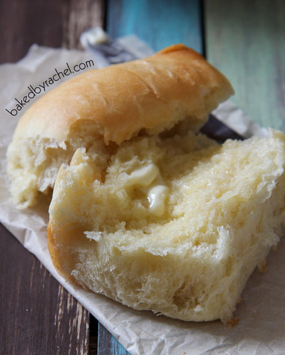 Amish Potato Rolls