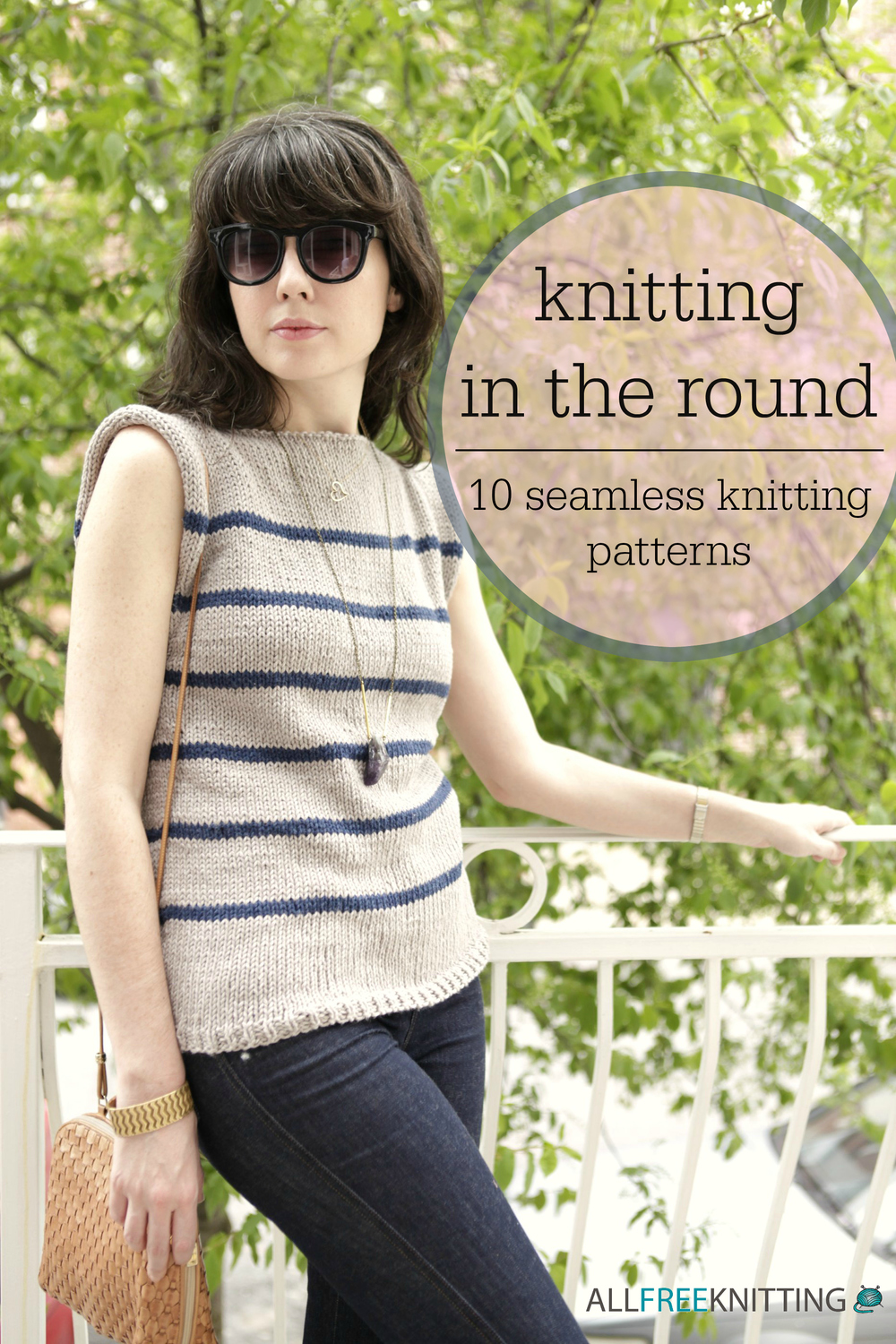 Knitting in the Round: 10 Seamless Knitting Patterns ...