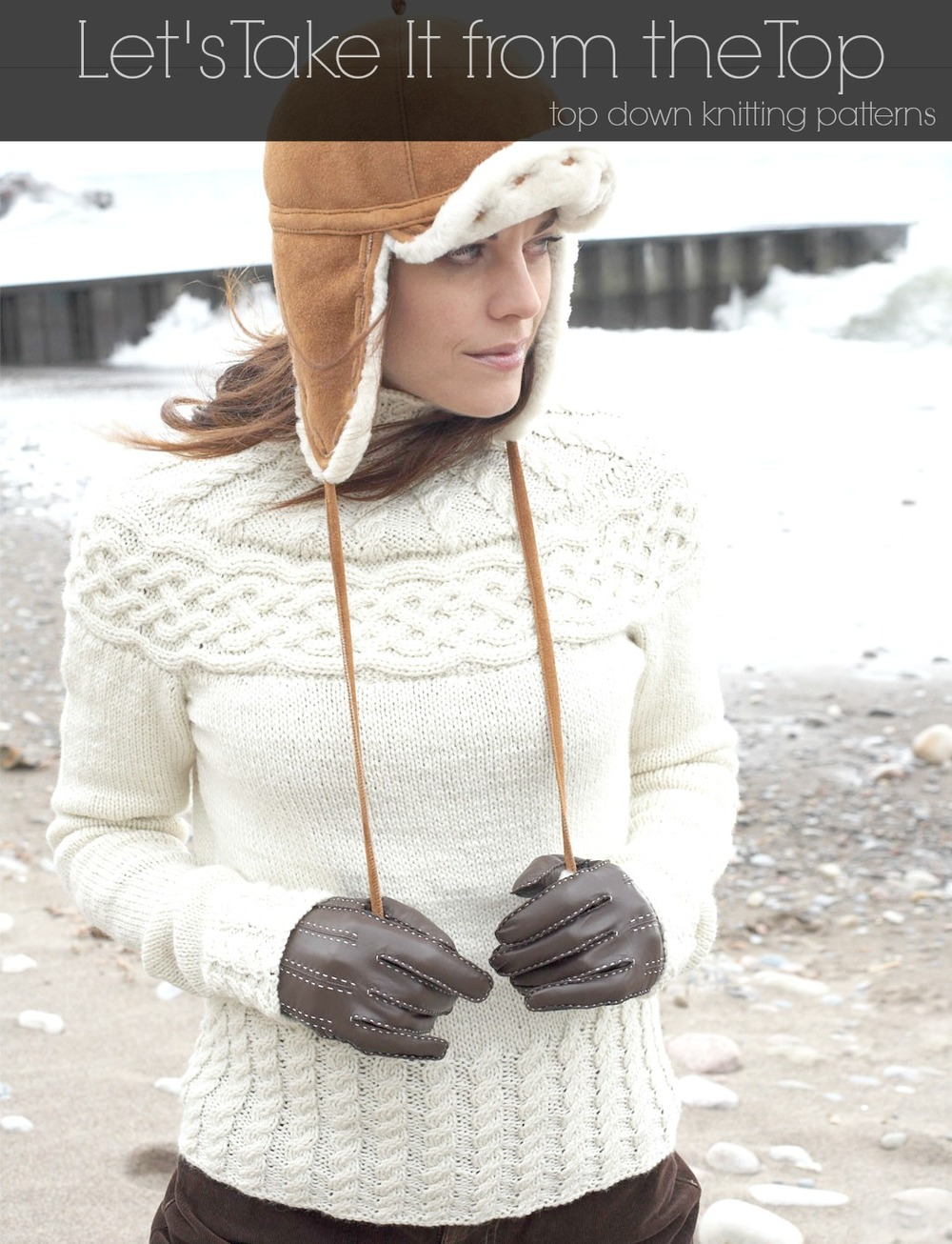 Let\'s Take It from the Top: 17 Top Down Knitting Patterns ...