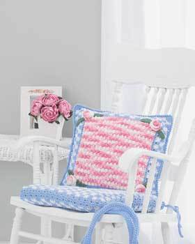 Checkered Chair Pad