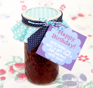Homemade Blueberry Apricot Jam