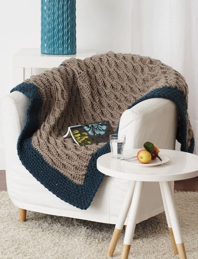 32 Fast Crochet Afghan Patterns | AllFreeCrochetAfghanPatterns.com