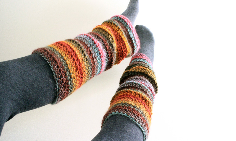 Crochet Patterns Leg Warmers : Scandinavian Crochet Leg Warmers AllFreeCrochet.com