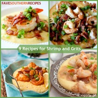 9 Recipes for Shrimp and Grits