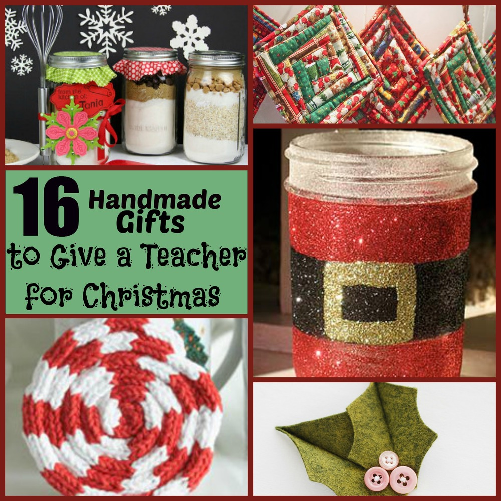 Great Christmas Gifts For Teachers | www.topsimages.com