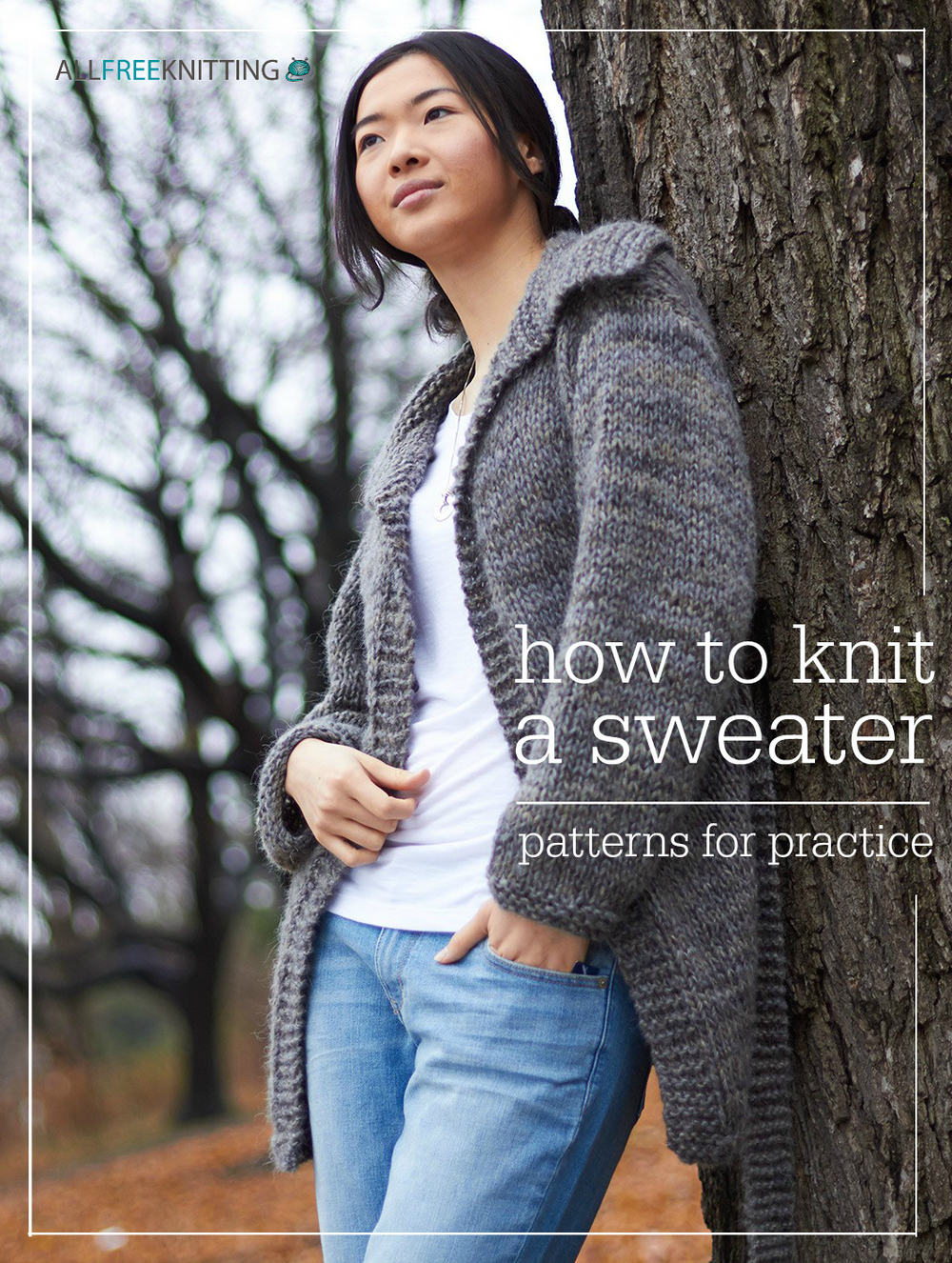 How to Knit a Sweater: 138 Patterns for Practice | AllFreeKnitting.com