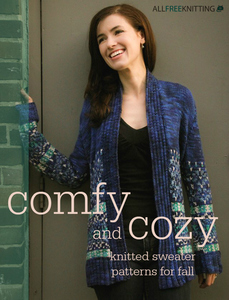 9 Comfy and Cozy Knitted Sweater Patterns for Fall