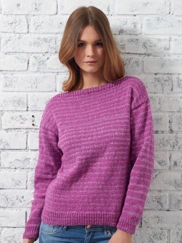Bateau Sweater Allfreeknitting