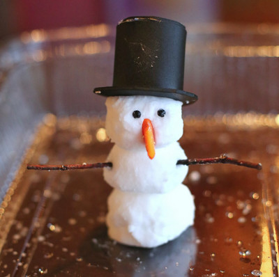 Magical Melting Snowman