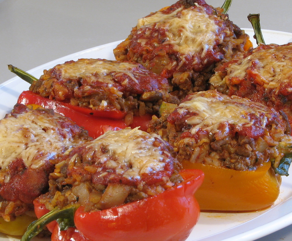 15 Fast And Easy Stuffed Bell Peppers Recipes Recipelion Com