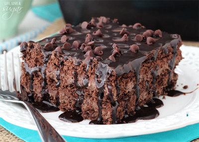 Death by Chocolate Icebox Cake RecipeLioncom