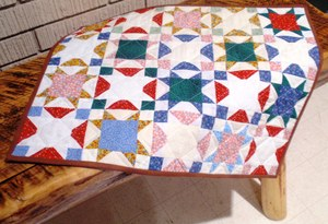 Adaptable Star Quilt