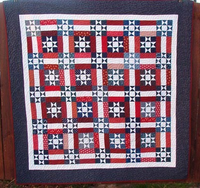 Ohio Stars And Rails Quilt Favequilts Com