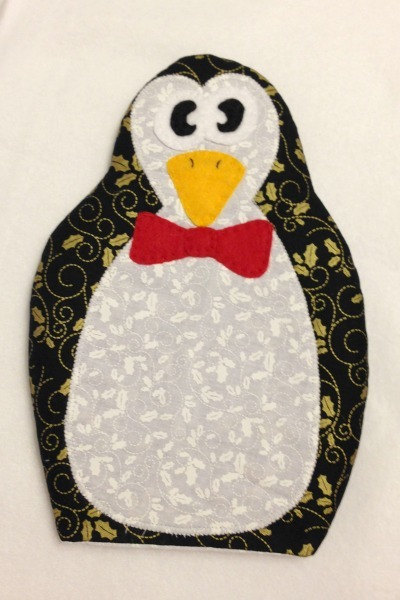 Penguin Pot Holder Pattern Allfreesewing Com