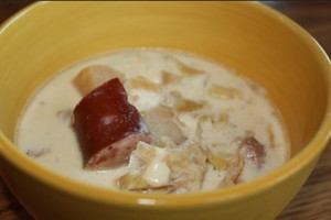 Slow Cooker German Chowder