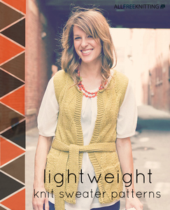 10 Lightweight Knit Sweater Patterns