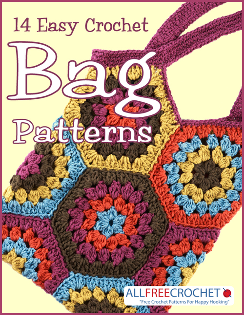 14 Easy Crochet Bag Patterns Allfreecrochet