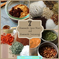 10 Homemade Spice Mixes and Homemade Seasonings