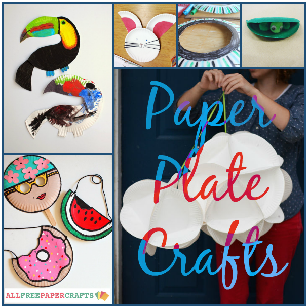 paper crafts ideas adults 13 paper plate crafts for and adults 5088
