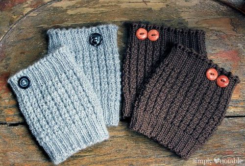 Thermal Boot Cuffs