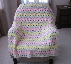 Sweet Baby Dreams Afghan