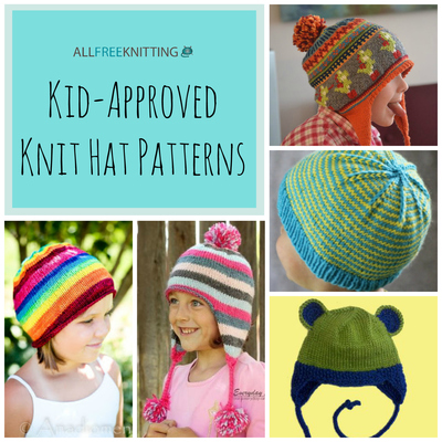 Baby Knit Hat Pattern With Ears 2016