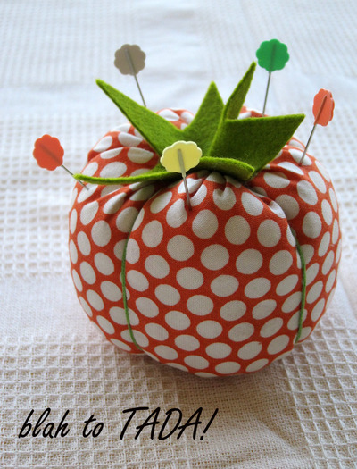 Easy to Make Pin Cushion