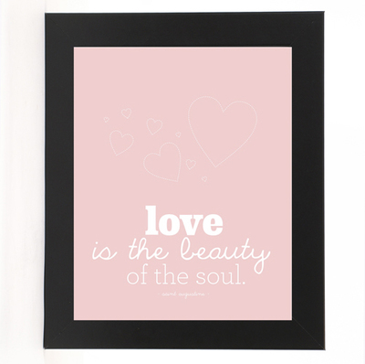 Beautiful Soul Printable Wall Art