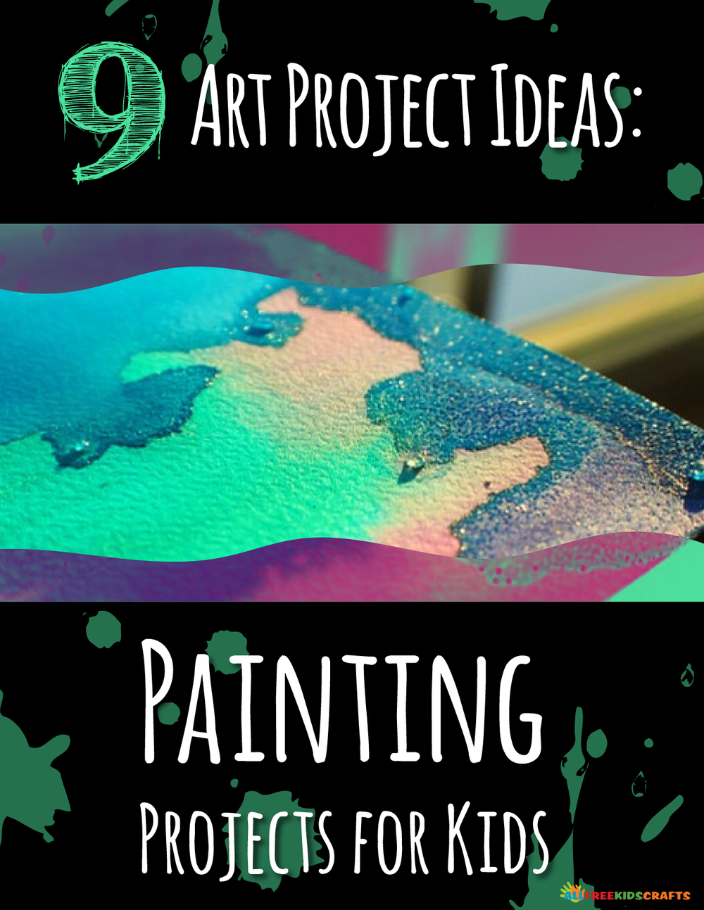 9 Art Project Ideas: Painting Projects for Kids ...