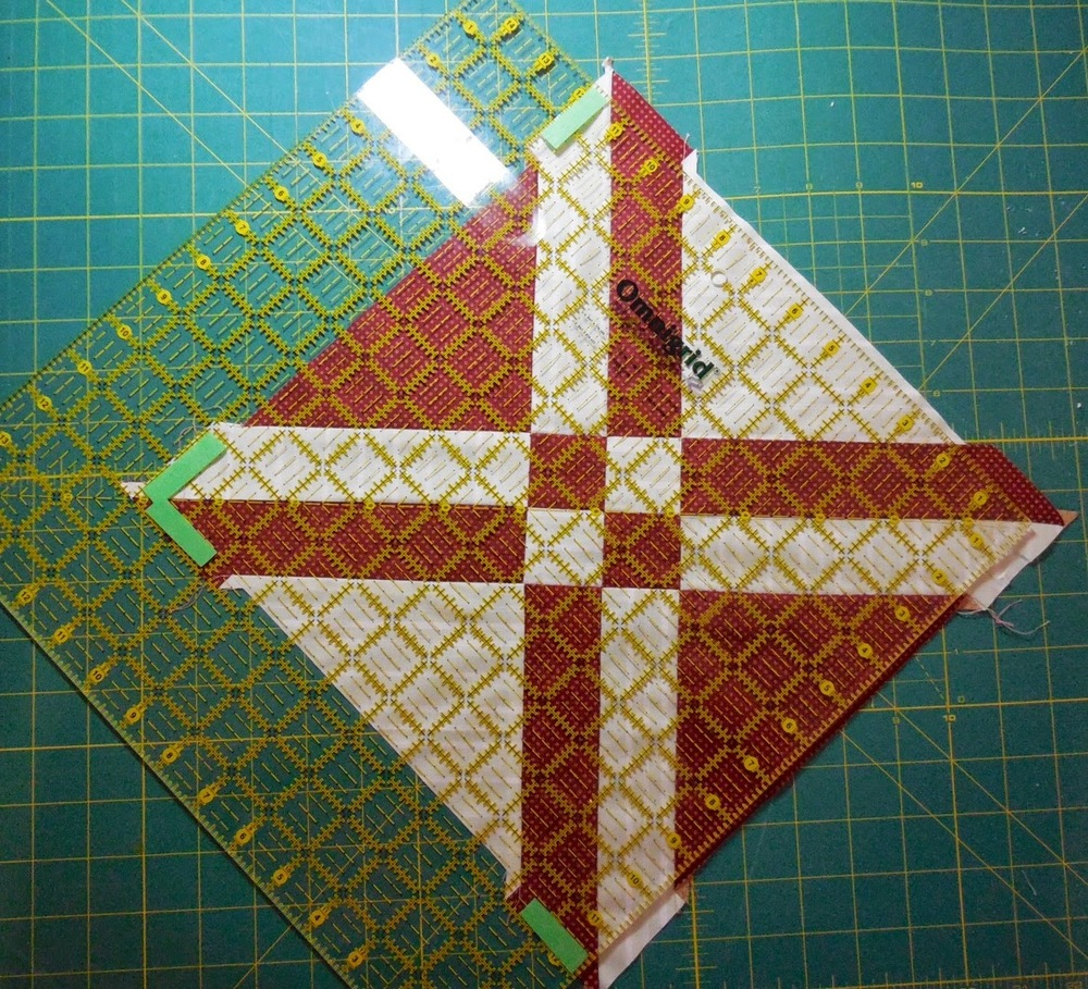 Quilted Christmas Tree Skirts