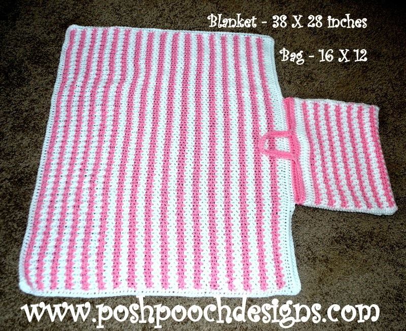 Blanket In A Bag Allfreecrochet