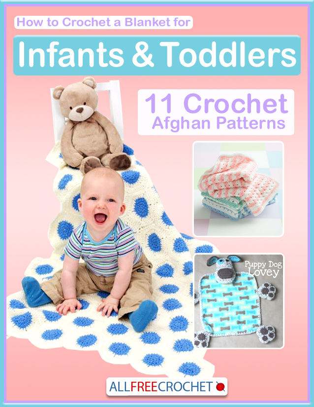 50+ Cuddly Crochet Baby Blanket Patterns | AllFreeCrochet.com
