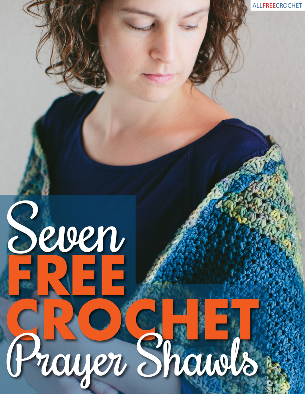 Free Beginner Crochet Prayer Shawl Patterns Magnificent Design Inspiration