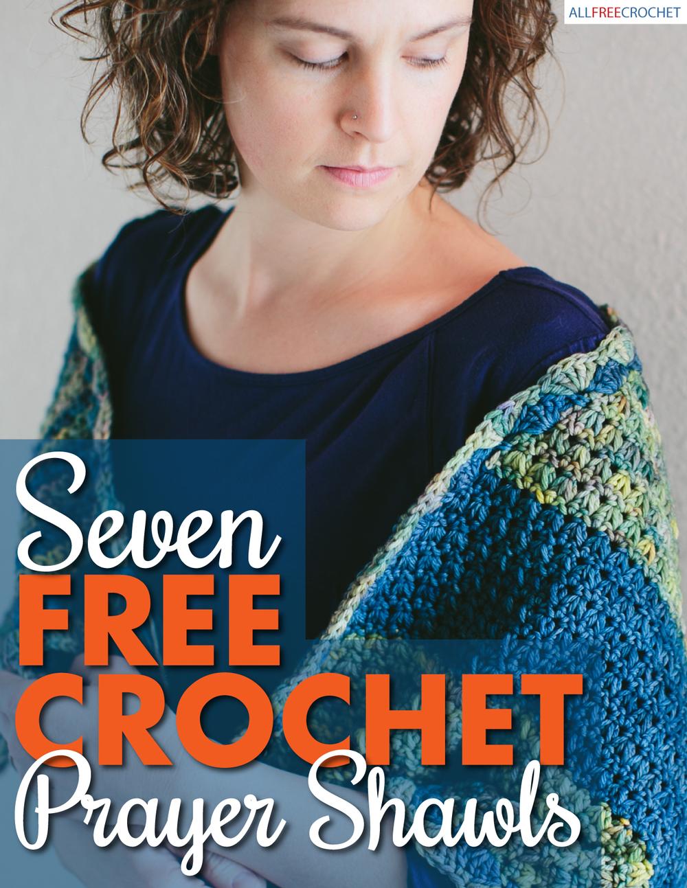 7 Free Crochet Prayer Shawls | AllFreeCrochet.com