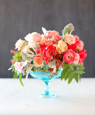 Incredibly Romantic DIY Wedding Centerpiece