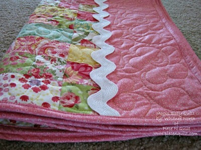 Magic Jelly Roll Quilt Favequilts
