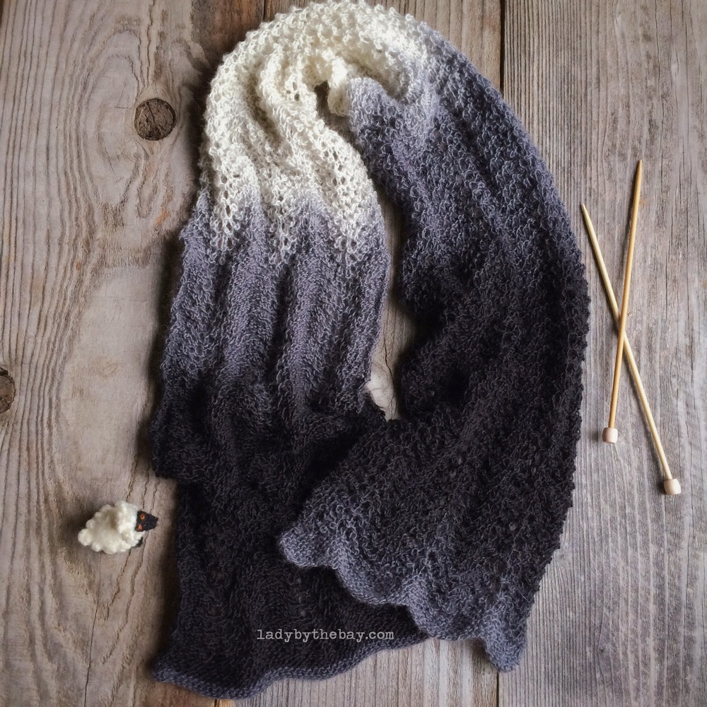 Knitting Patterns For Men Scarves