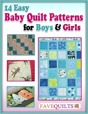 900 free quilting patterns favequilts 14 easy baby quilt patterns for boys and girls ebook fandeluxe Choice Image