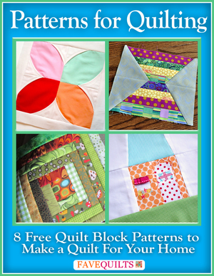 900 free quilting patterns favequilts patterns for quilting 8 free quilt block patterns to make a quilt for your home ebook fandeluxe Choice Image
