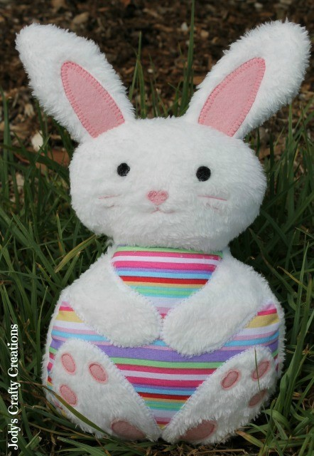 Cuddly Bunny Easter Sewing Project