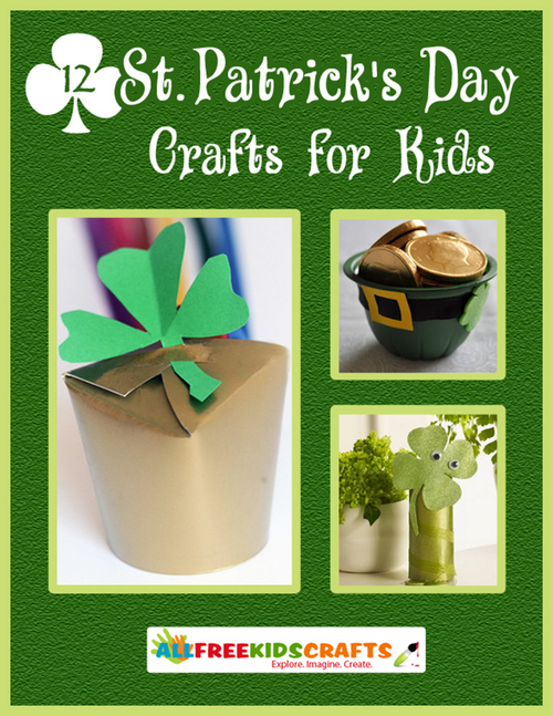 12 St Patricks Day Crafts for Kids
