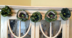 Coffee Filter Saint Patrick's Day Garland