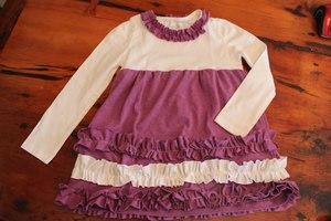 Girl's Ruffle Dress