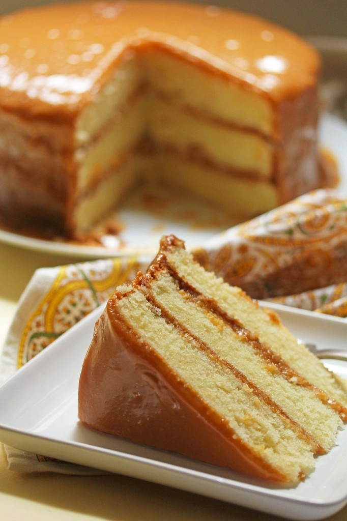 Homemade Caramel Icing For Cake Recipe